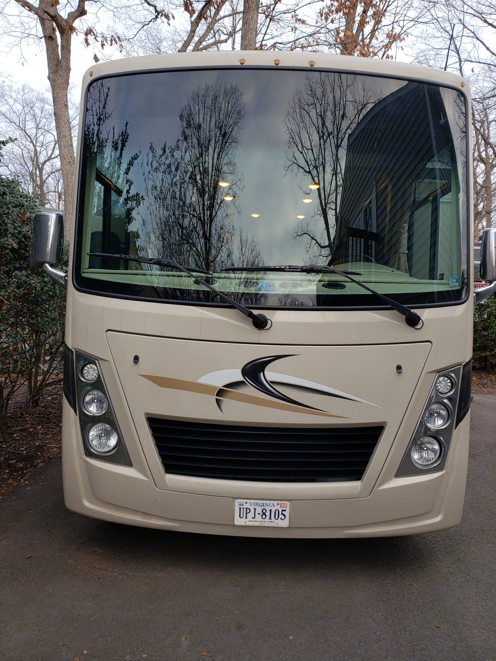 Drives well and high. Great views. . Thor Motor Coach Freedom Traveler 2019
