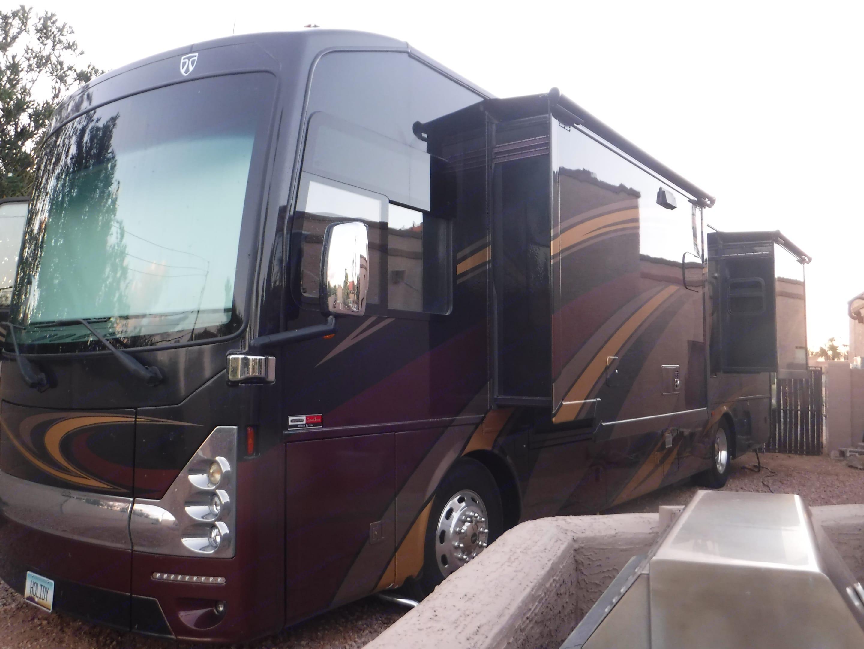 Thor Motor Coach Tuscany XTE 2016