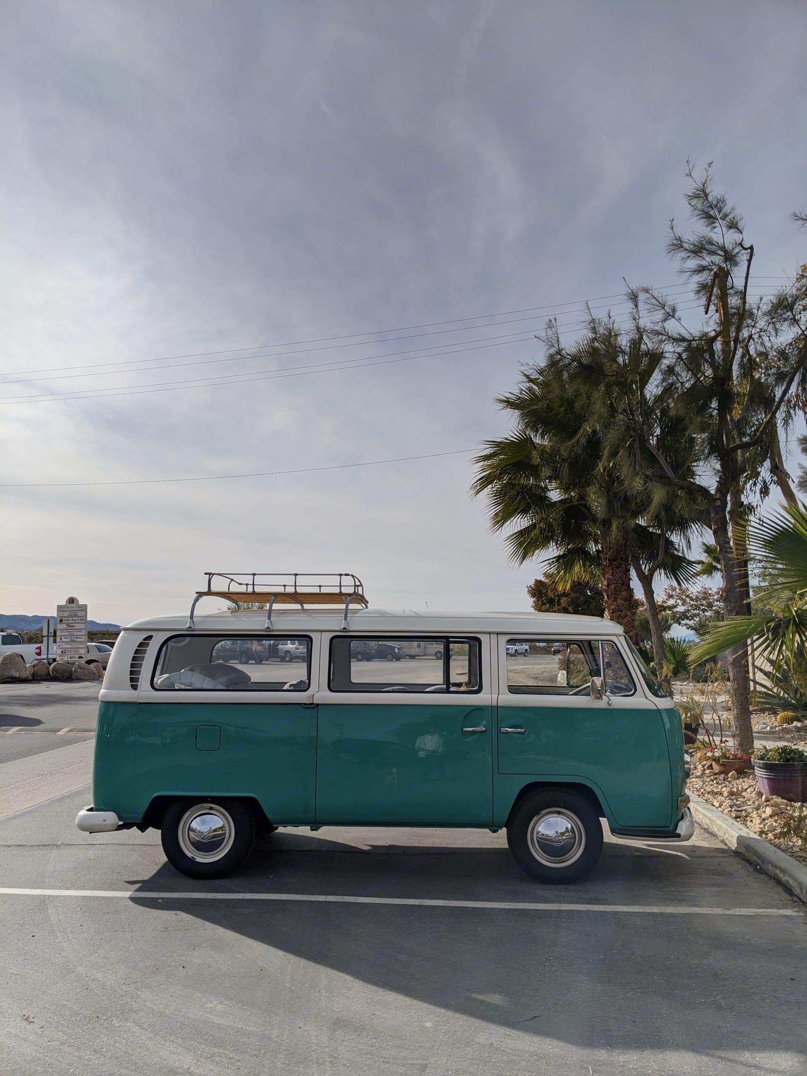 Volkswagen Type 2 1968
