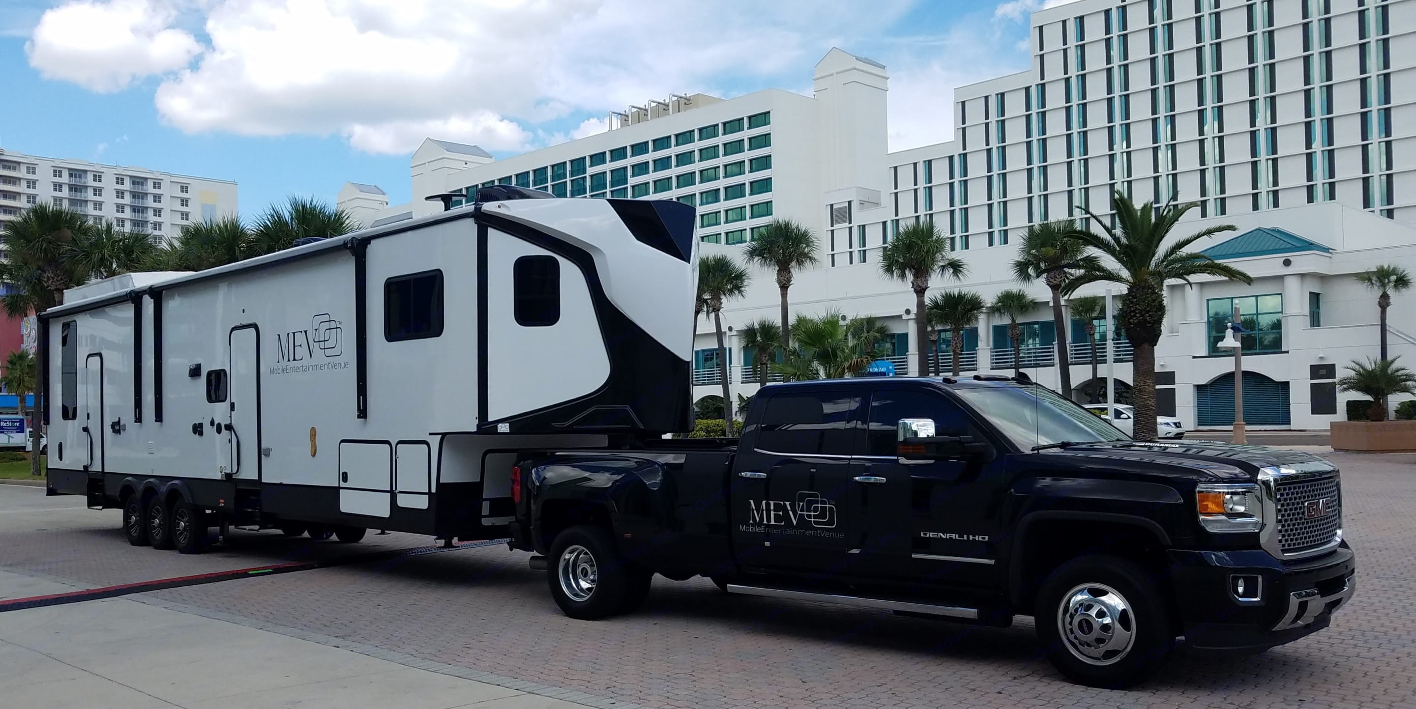 We deliver the ultimate hospitality suite!. Forest River Nitro Xlr 2017