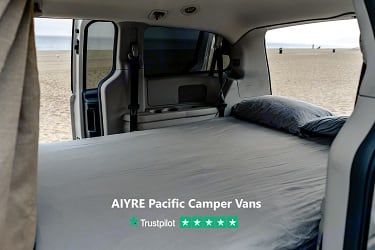 Cabin view. Dodge Grand Caravan 2019