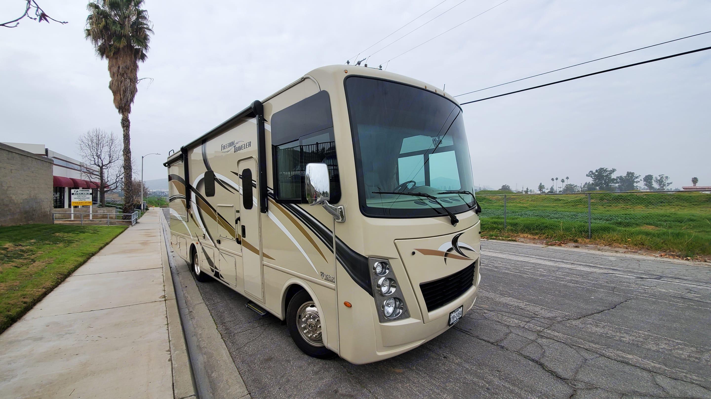 Thor Motor Coach Freedom Traveler A27 2018
