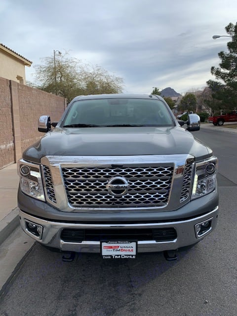 Nissan Titan XD 2018