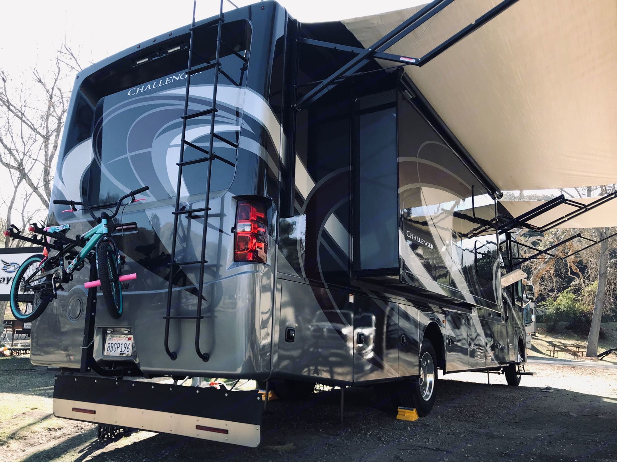 Thor Motor Coach Challenger 2018