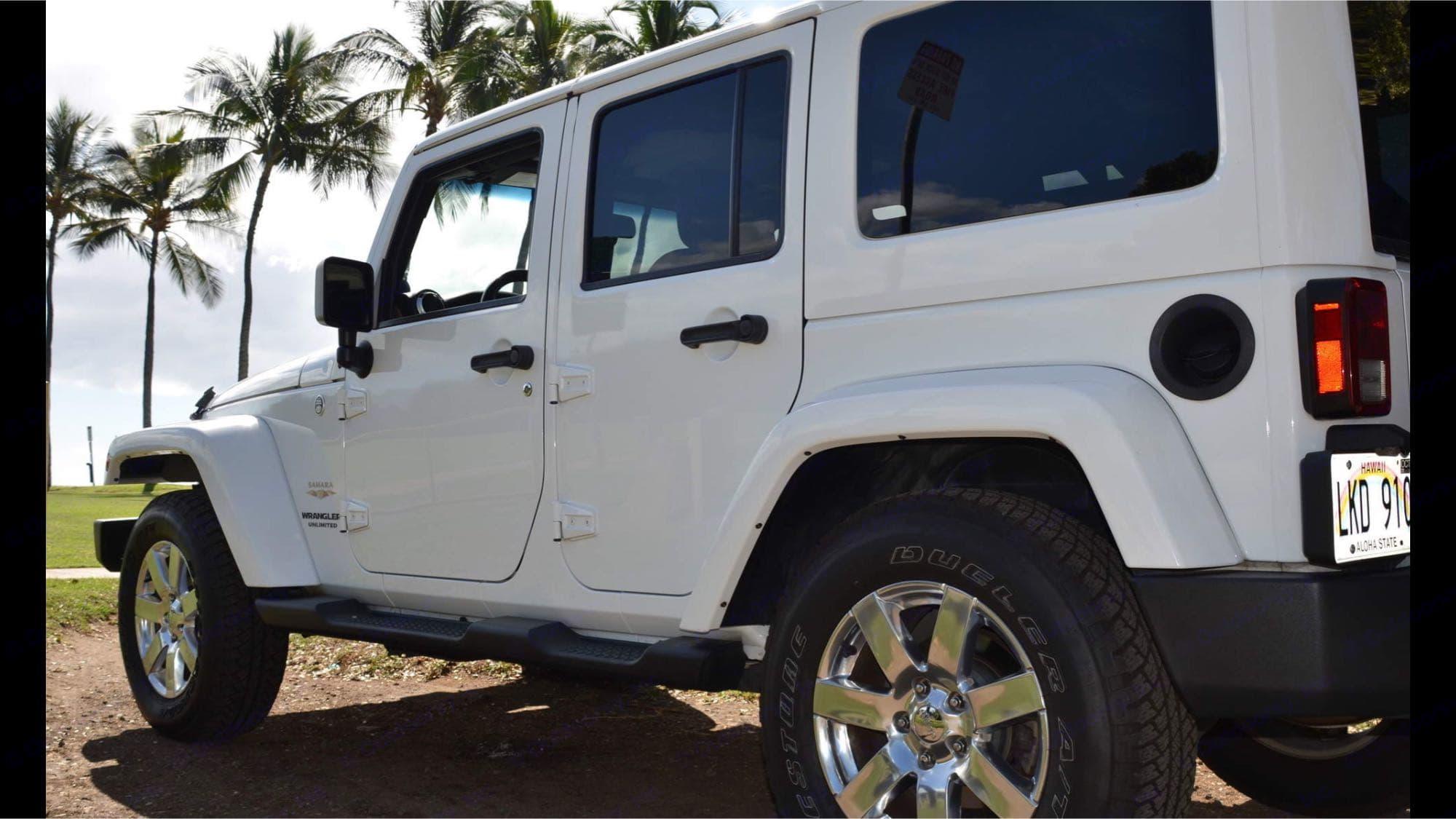 Jeep Sahara 2013