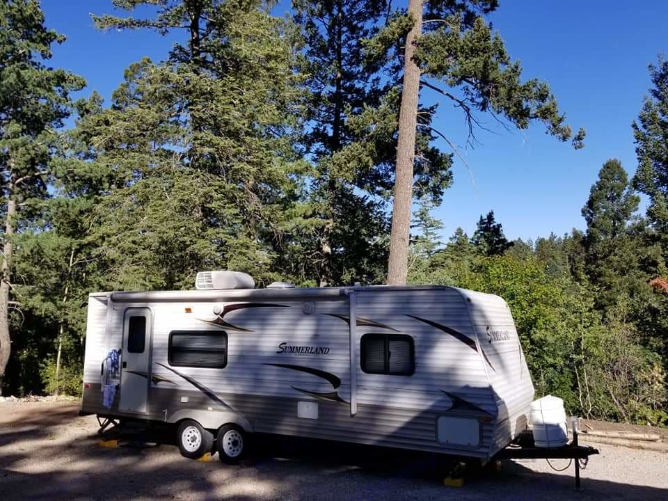 Lincoln National Park, NM. Keystone Summerland 2012