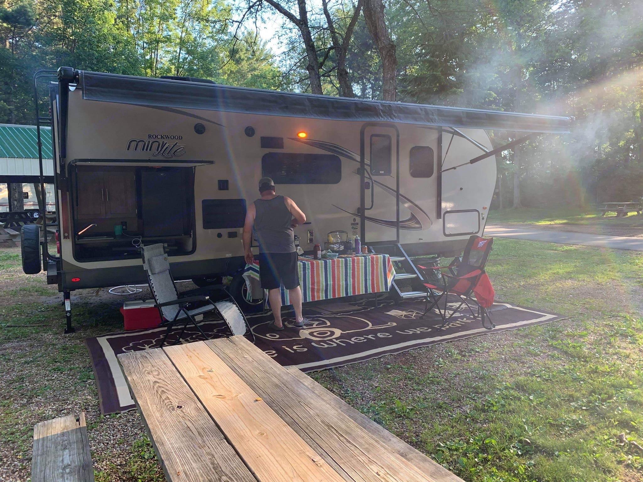Forest River Rockwood Mini Lite 2019