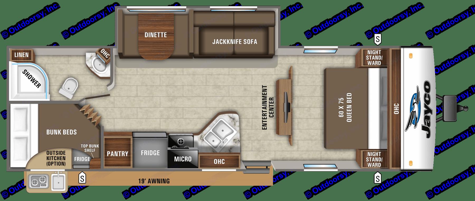 Jayco Jay Feather Ultra Lite 2019