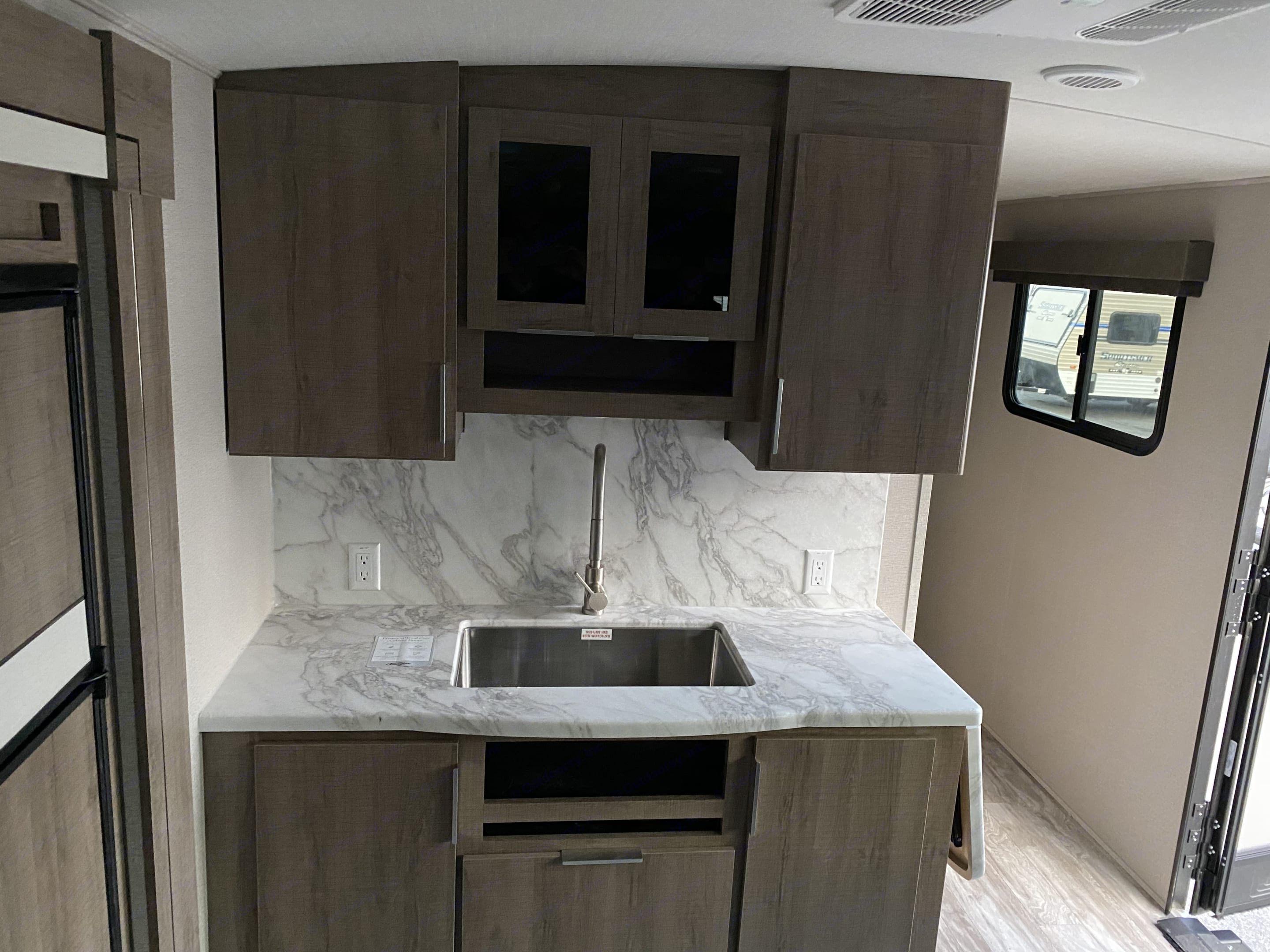 Kitchen w/ full size residential sink. Grand Design Other 2020