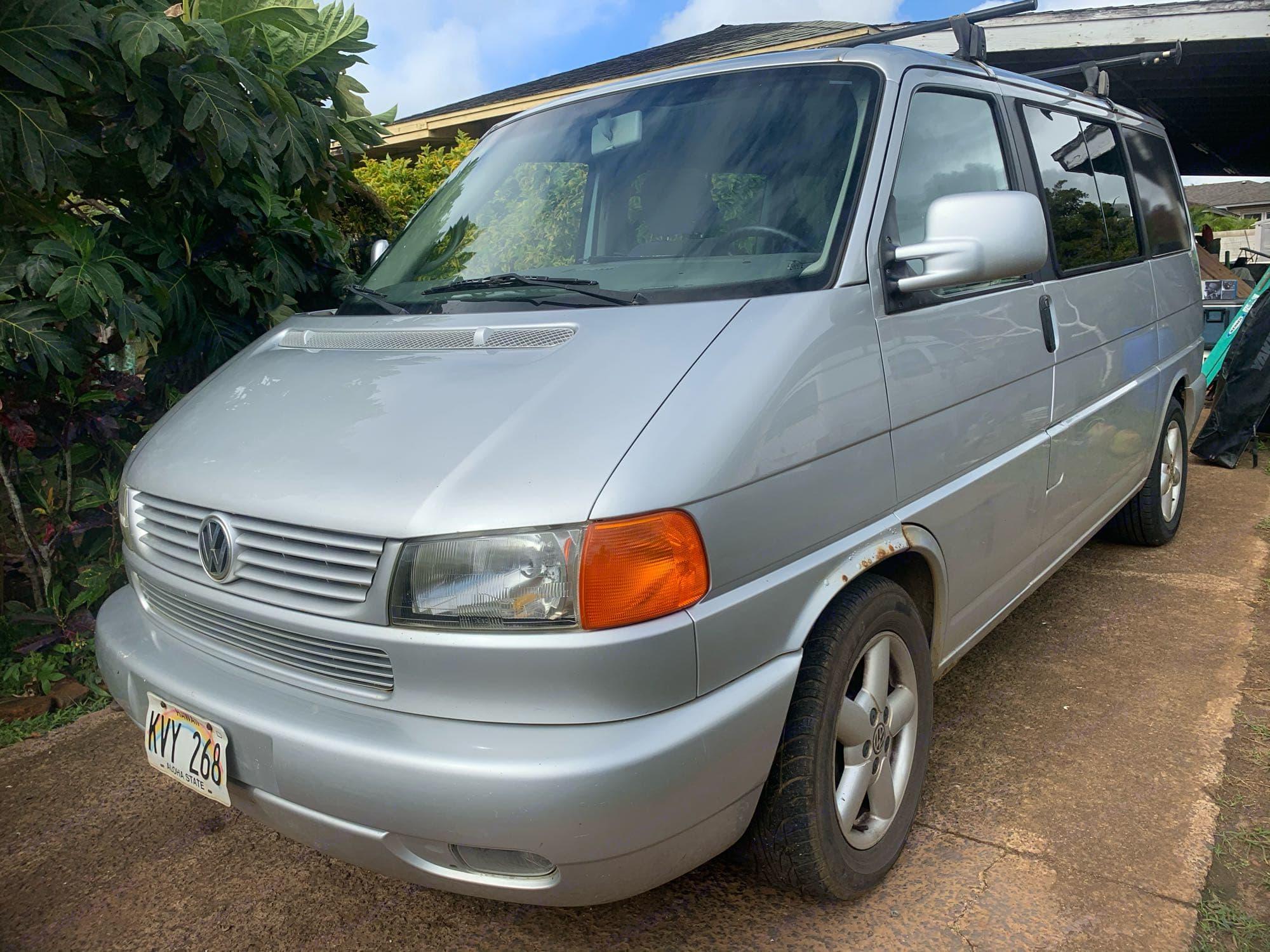 Volkswagen T4 Transporter 2002