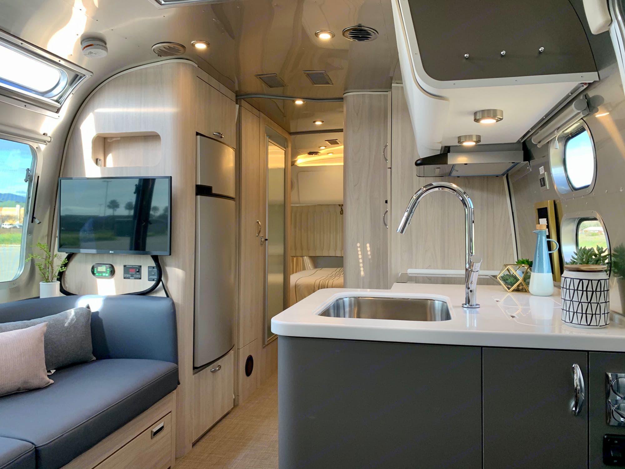 Airstream Globetrotter 2020