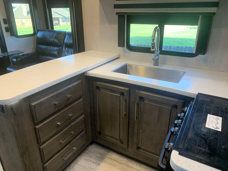 Kitchen. Heartland Gateway 2017