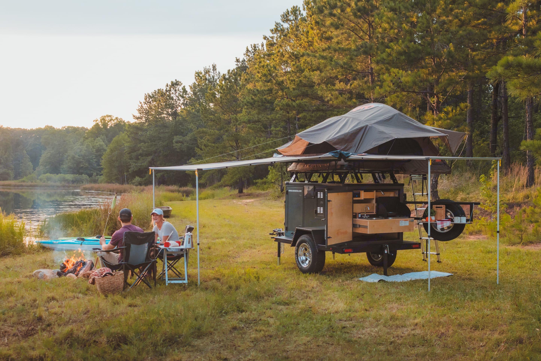 Flexihome Rooftent Camper 2019
