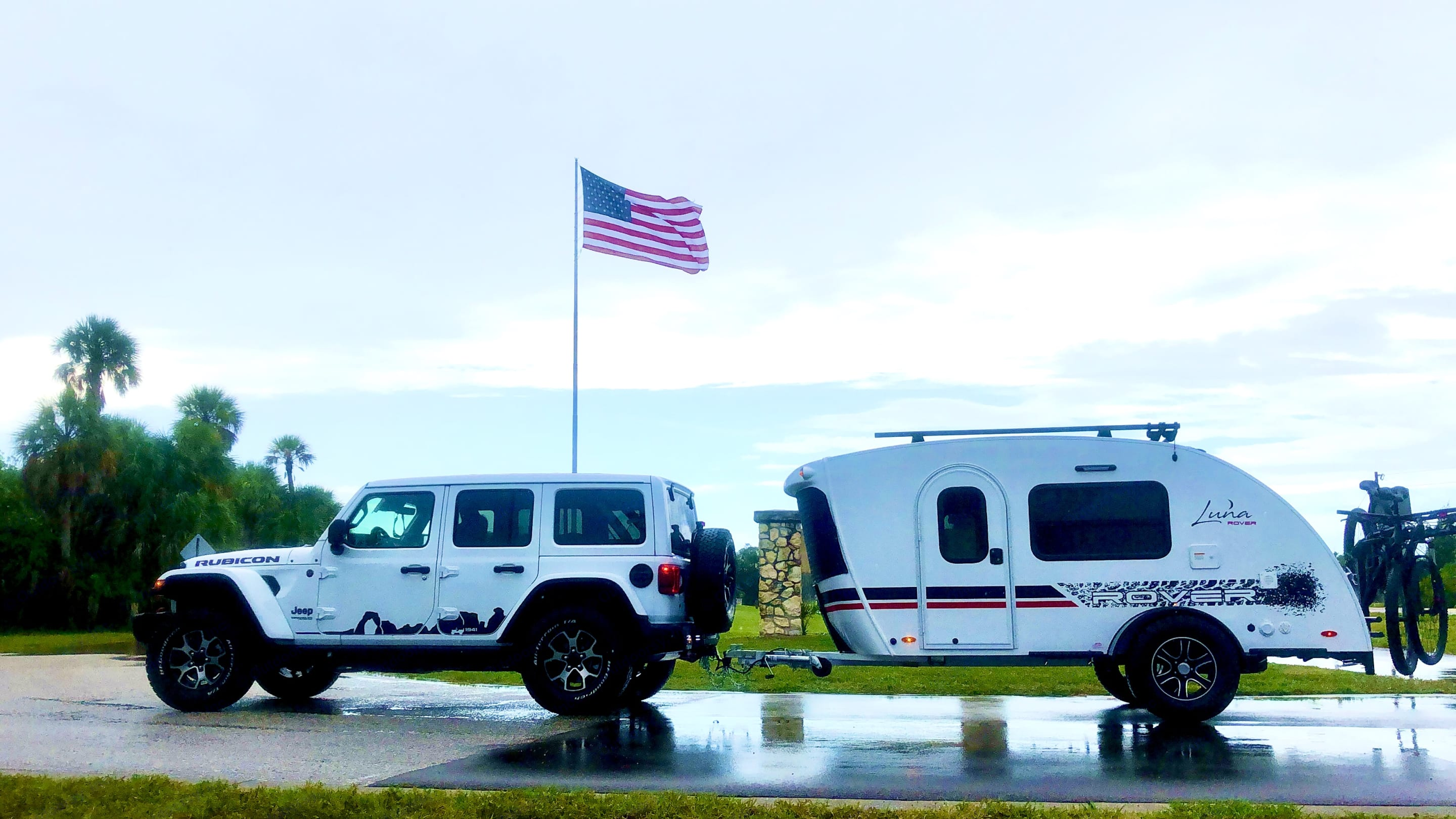 """2020 Rover RV - """"Look at me! Rent me!"""". inTech Rover 2020"""