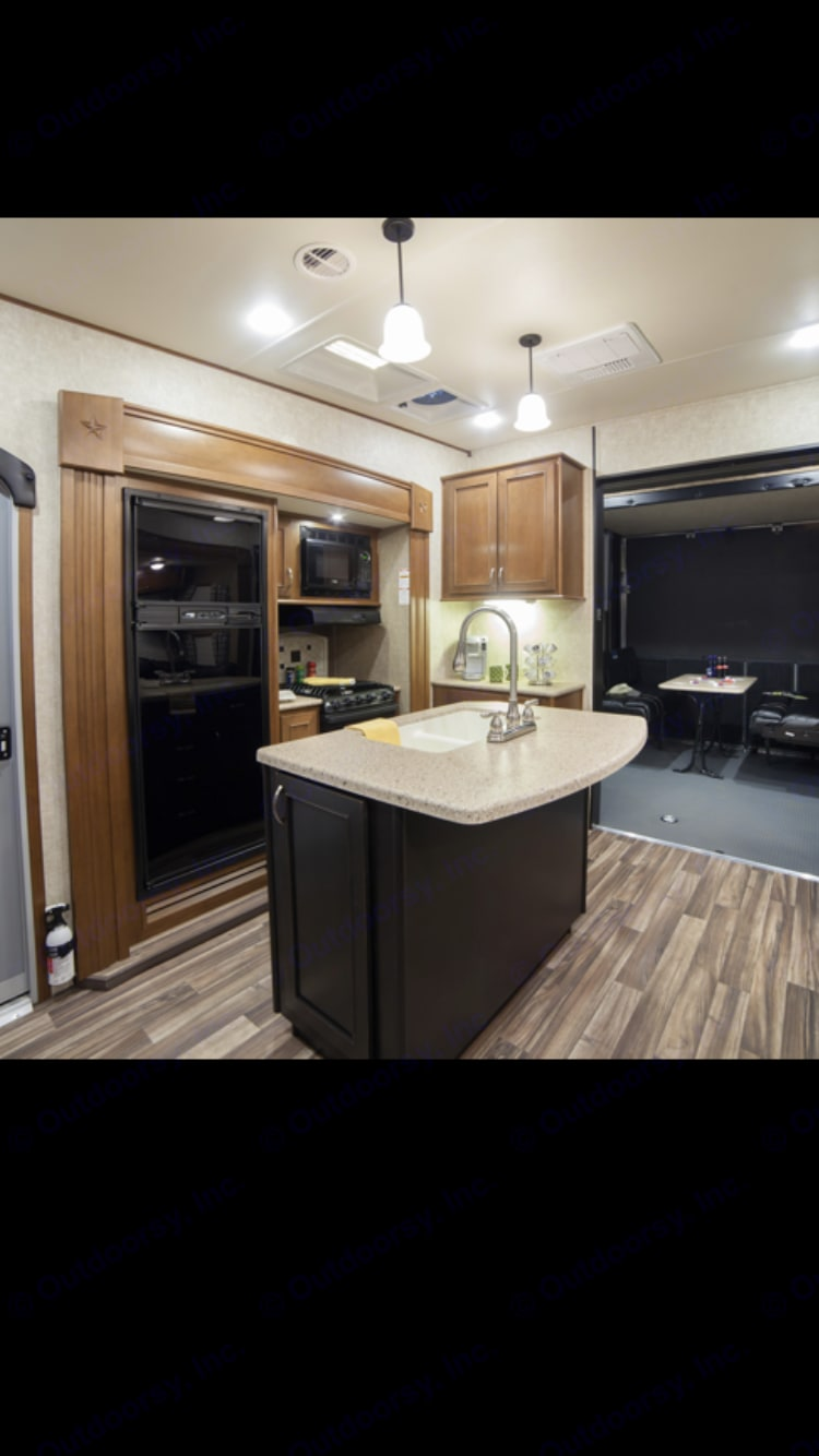 Kitchen. Open Range Other 2016