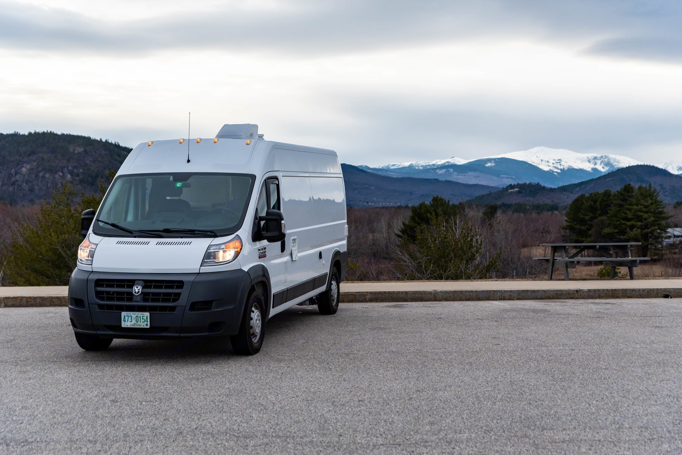 Are you ready for an adventure?. Ram Promaster 2500 2017