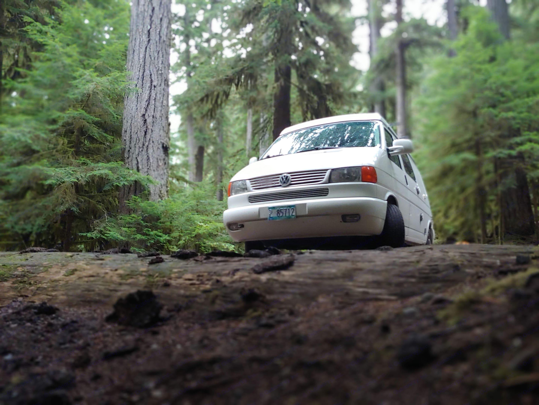 Volkswagen Eurovan 1997