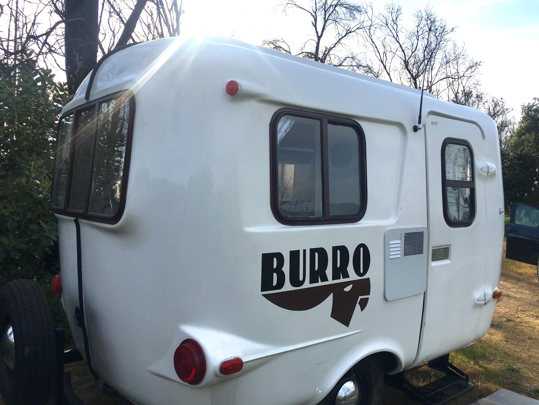 Camp Burro 1975