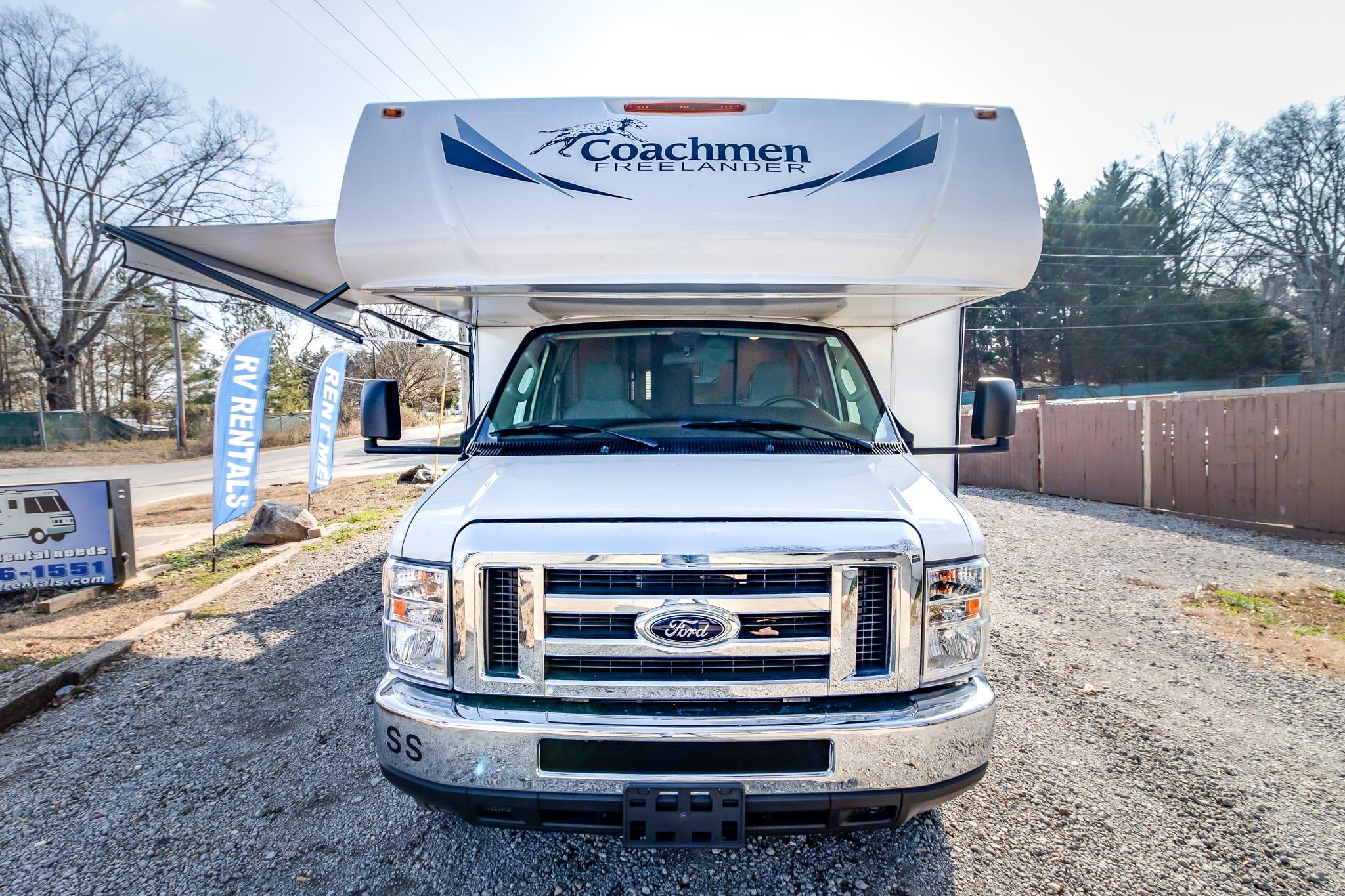 Coachmen Freelander 2022