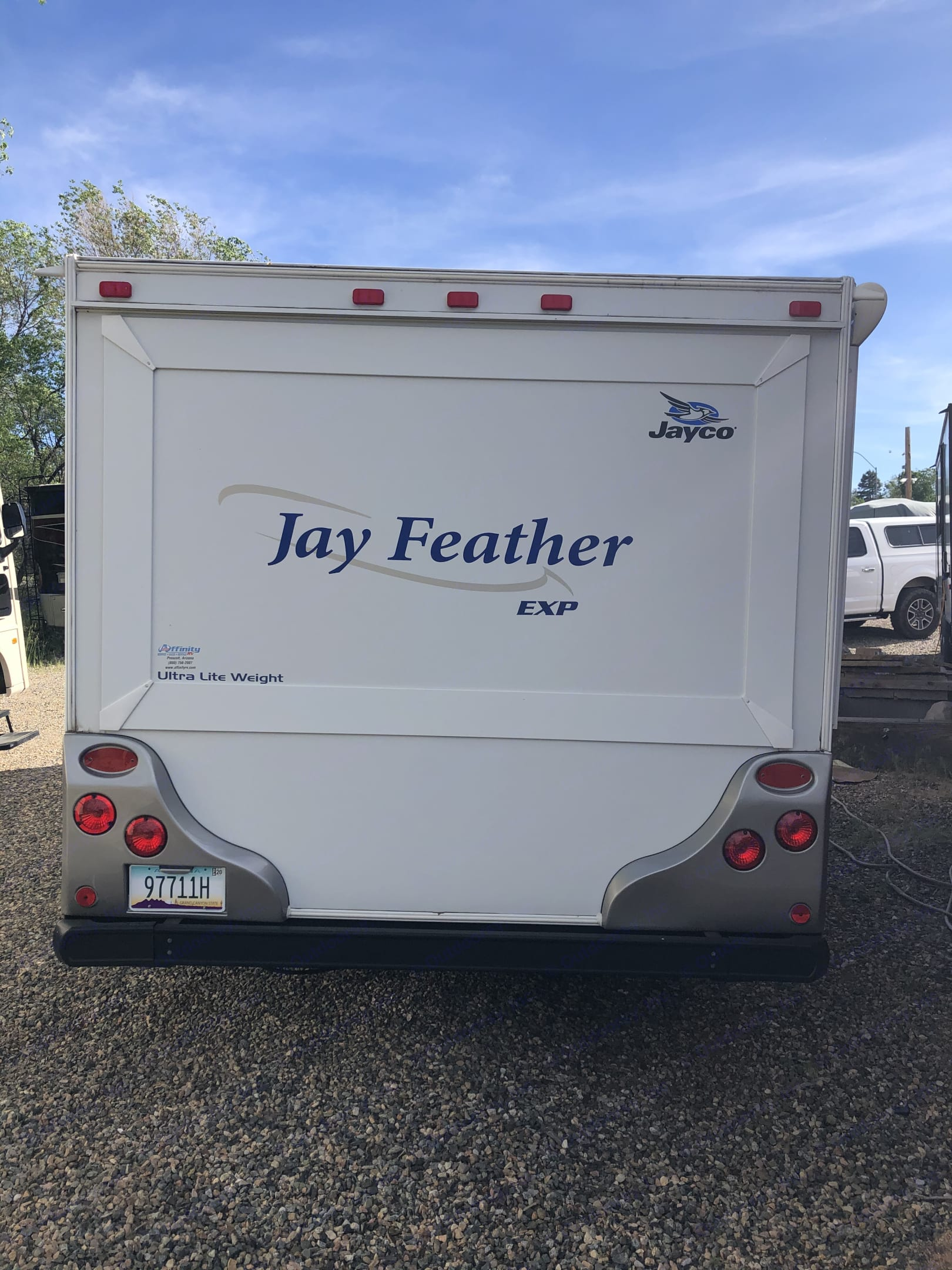 Jayco Jay Feather Sport 2010