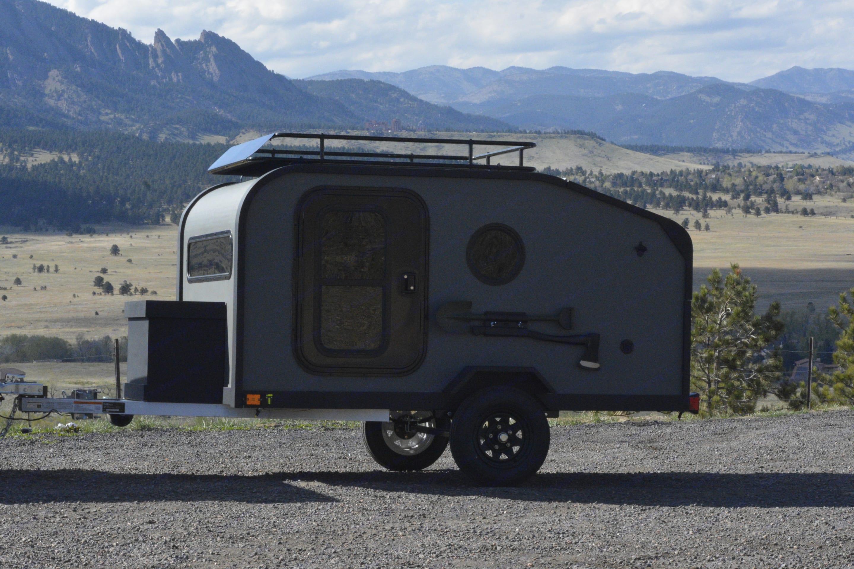 Camper Exterior. Colorado Campworks Prototype 2017