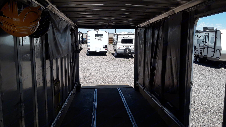Triton 18' Cargo Trailer 2015