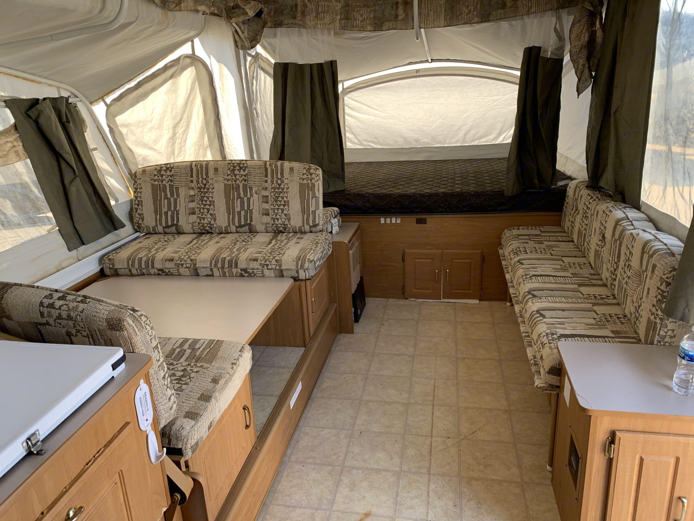 Coleman Americana Utah 2003