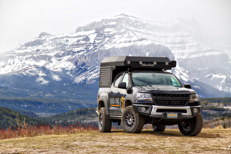 The Journey is the Destination!. Chevrolet Colorado ZR2 Bison 2019