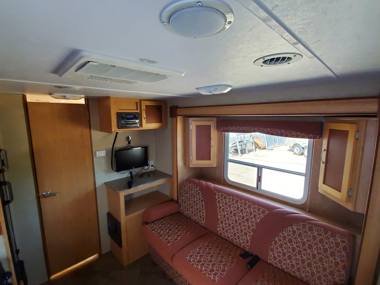 Cruiser Rv Corp Fun Finder Xtra 2009