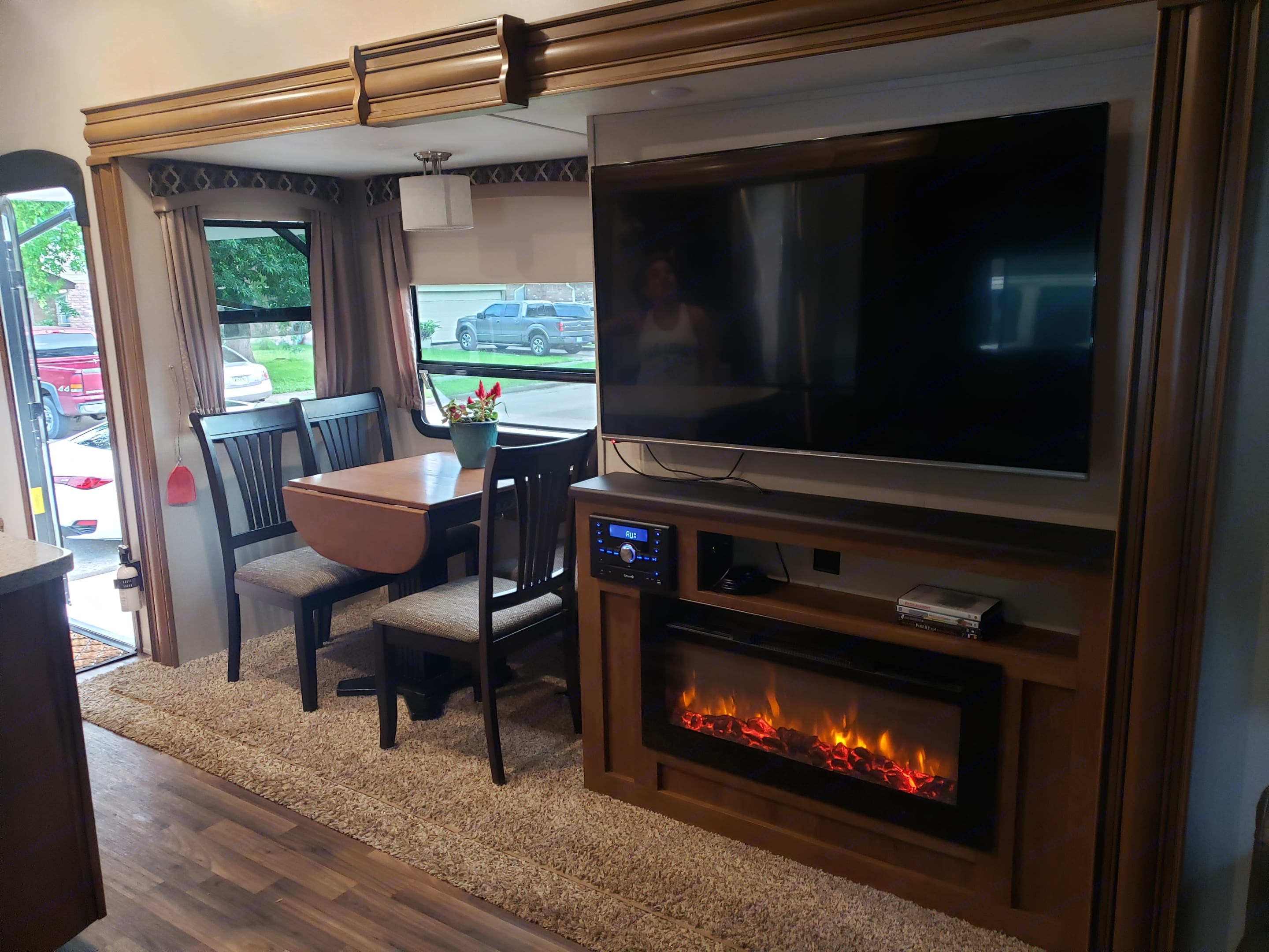 Family room with fire place. Other Other 2018