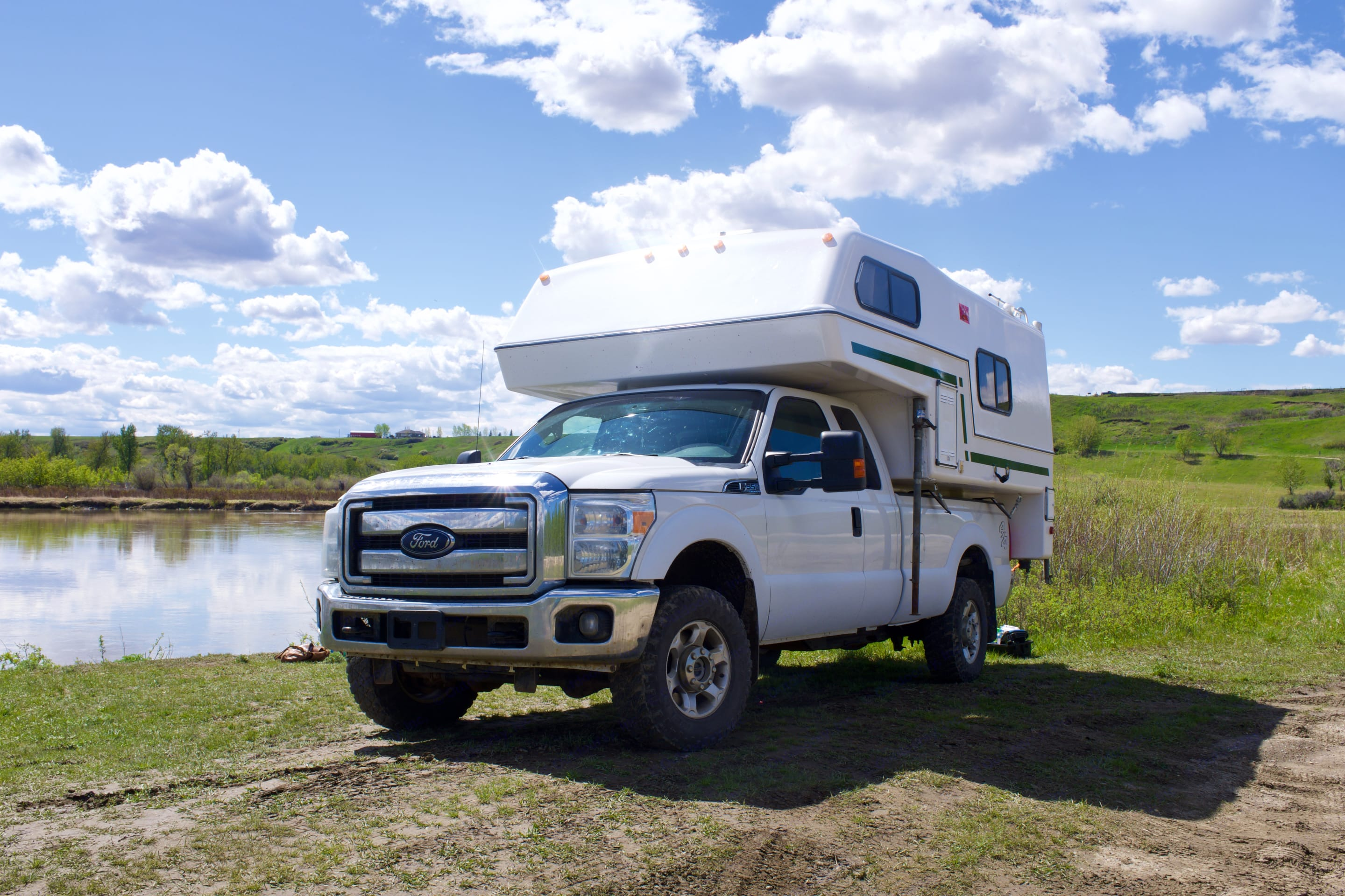 Ford F350 2020
