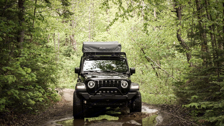 Jeep Wrangler JL Unlimited 2018