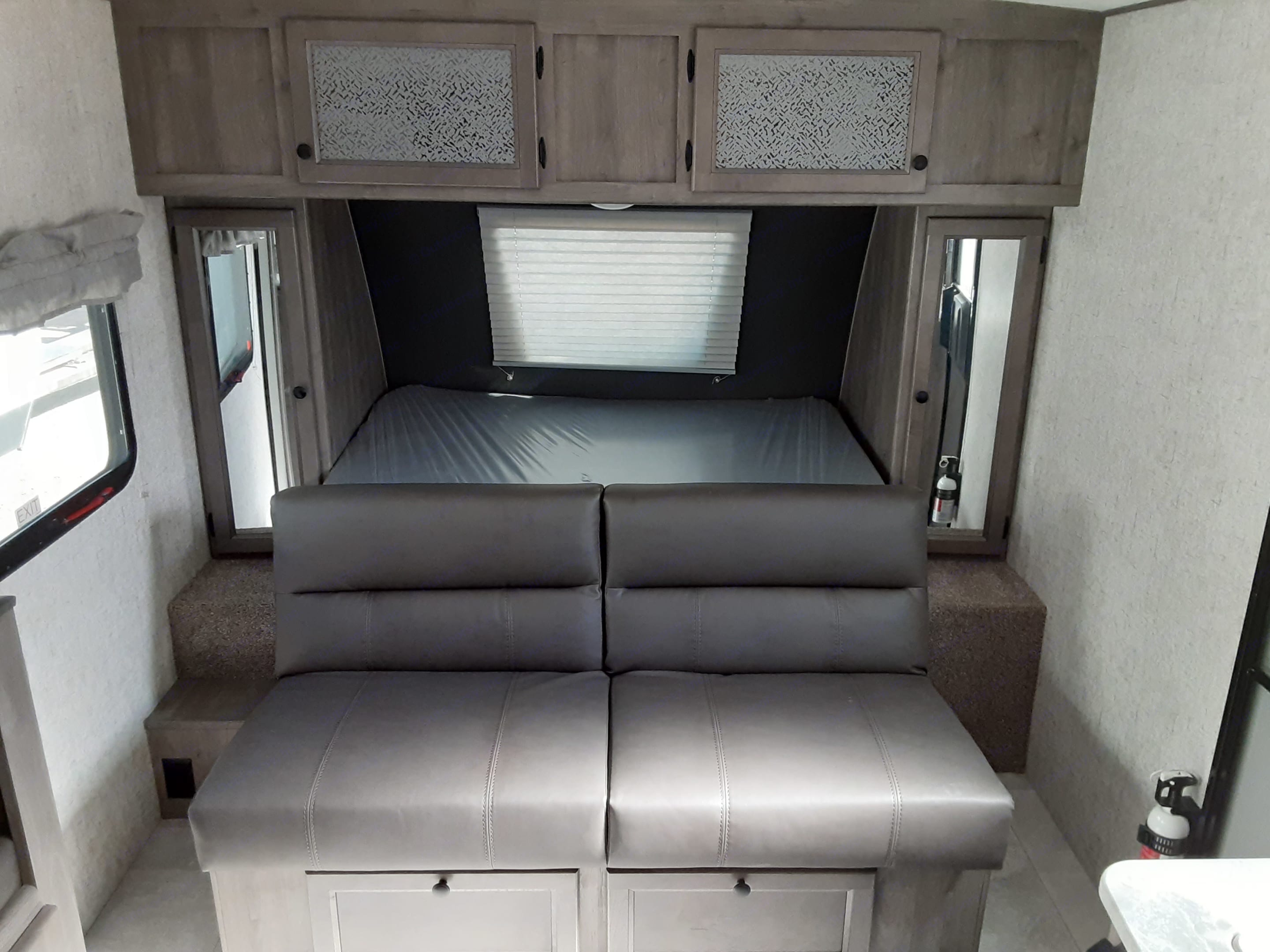 CAN BE A SOFA FOR SEATING!. Coachmen Apex 2021