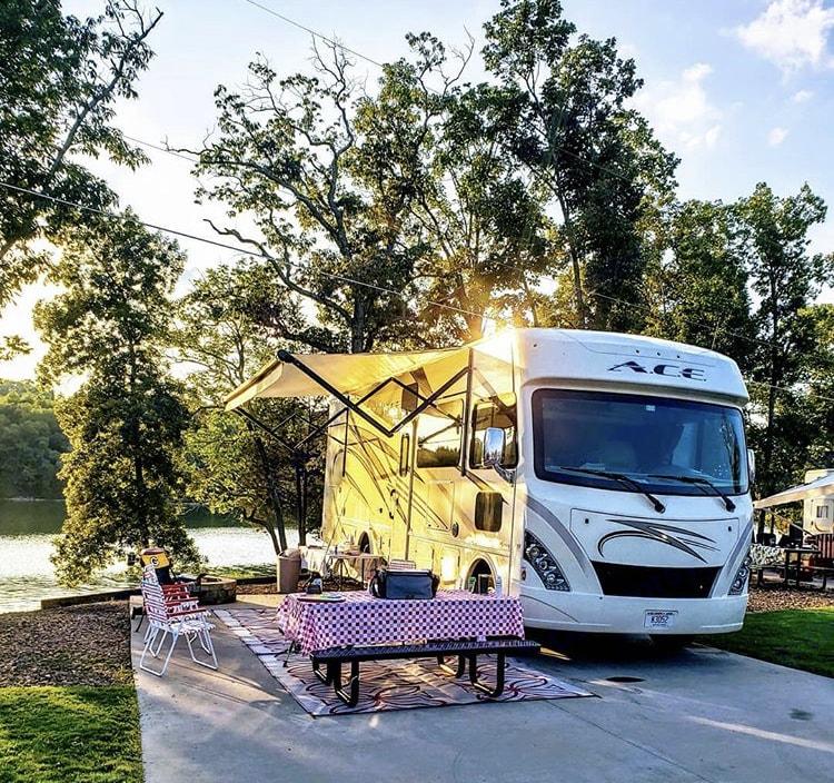 Nashville TN. Thor Motor Coach A.C.E 2019