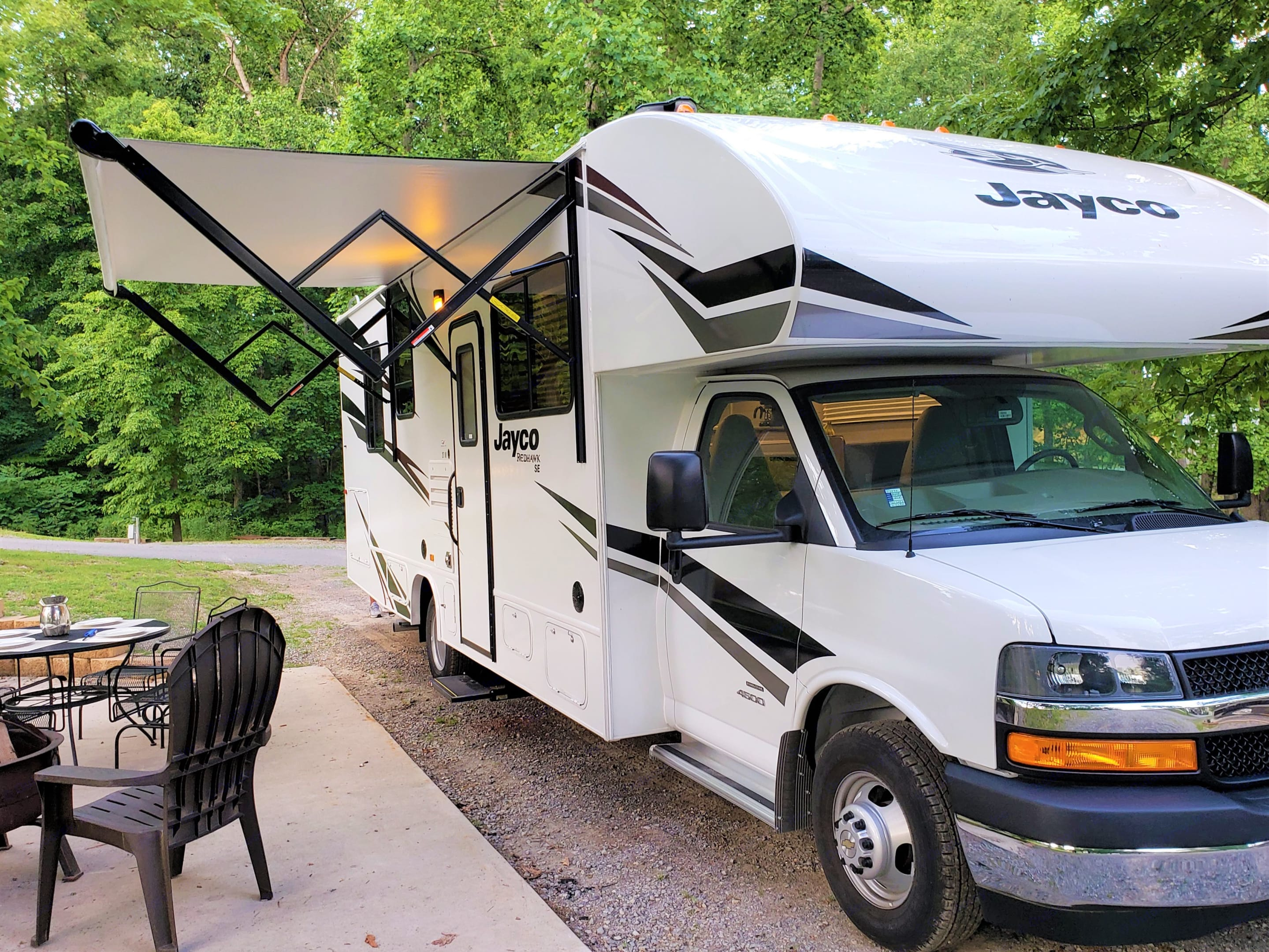Welcome to our home on wheels!. Jayco Redhawk 2020