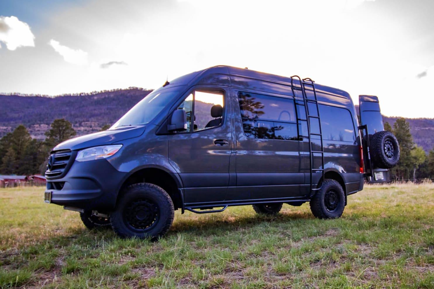 Ranger Van is ready for your next adventure!  . Mercedes-Benz Sprinter 2019