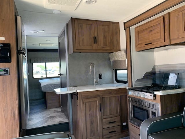 Stunning Class with with an ideal layout and slides to maximize your space.. Forest River Forester 2020
