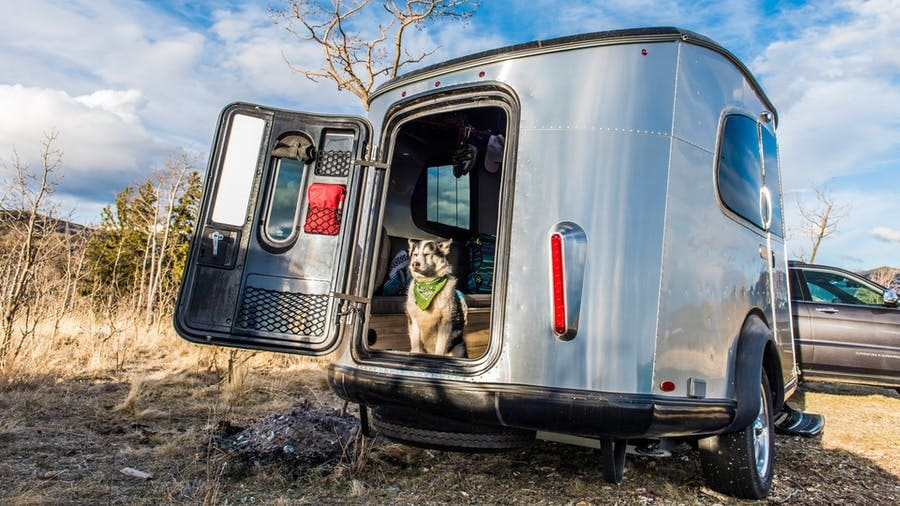 Bring your furry friends along for your trip!. Airstream Basecamp 16X 2020