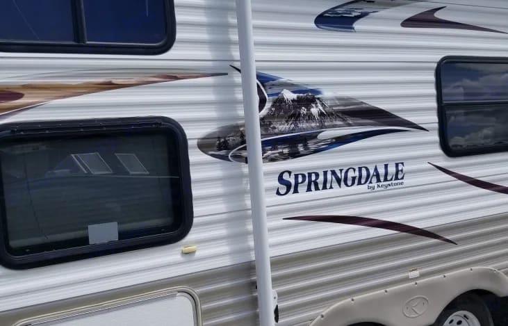 Keystone Springdale 2012