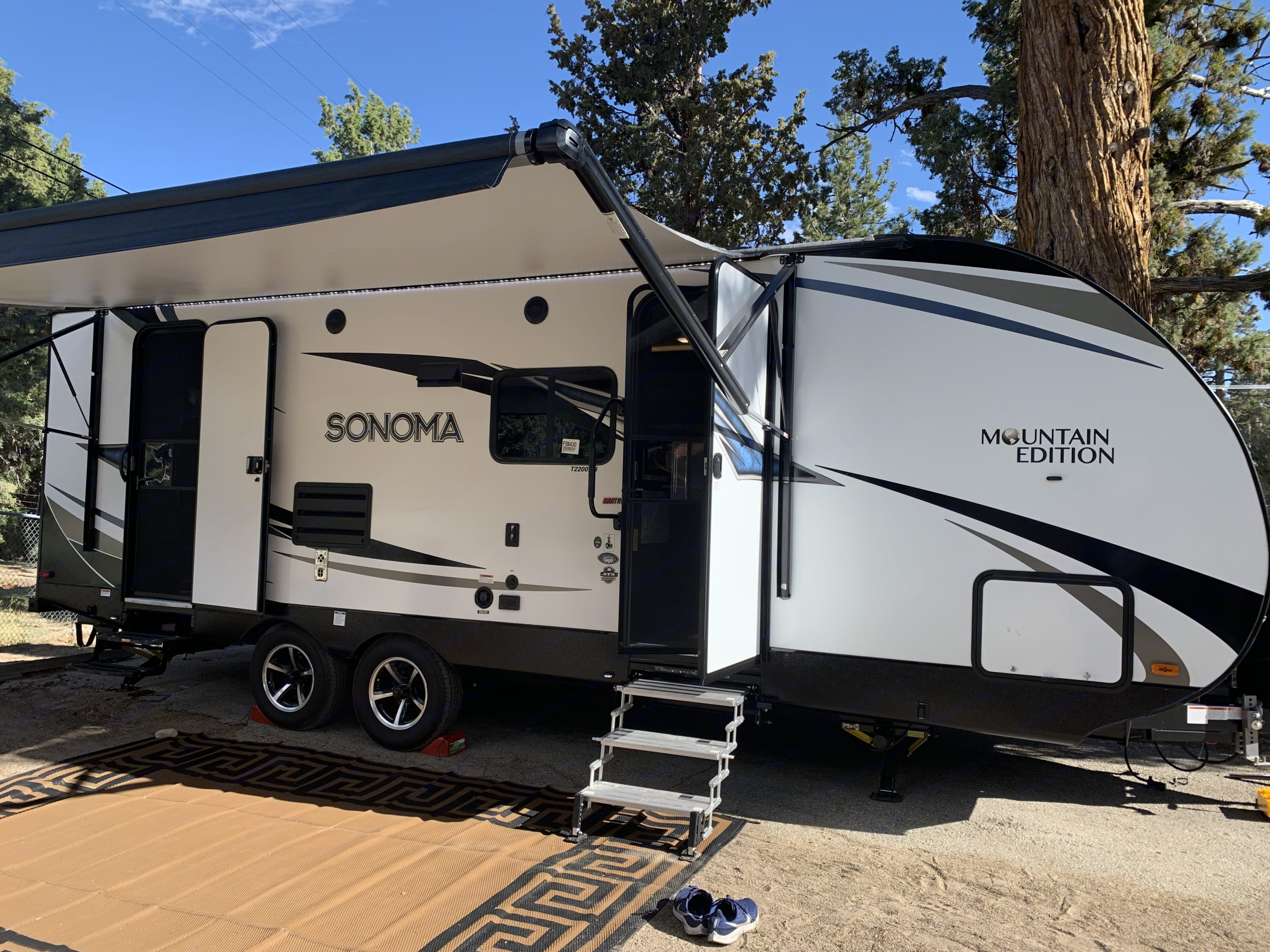 Dual Entry Doors!. Forest River Forester 2020