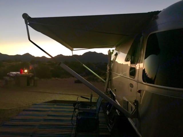 Airstream Serenity 2017