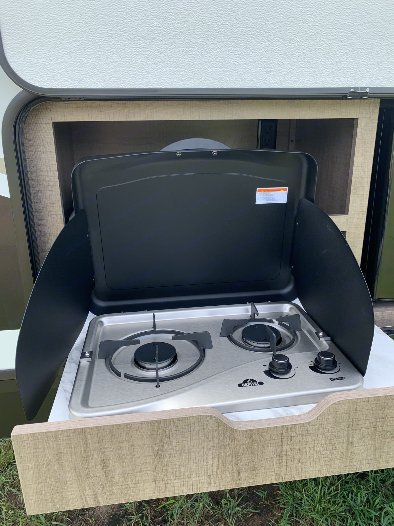 Outdoor stove. Grand Design Other 2021