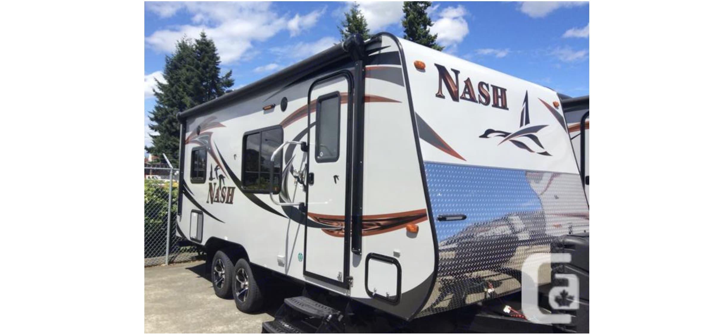 Northwood Mfg Nash 2014