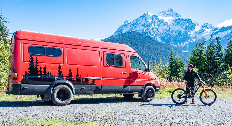 THE BEAN. Dodge Sprinter Van 3500 2004
