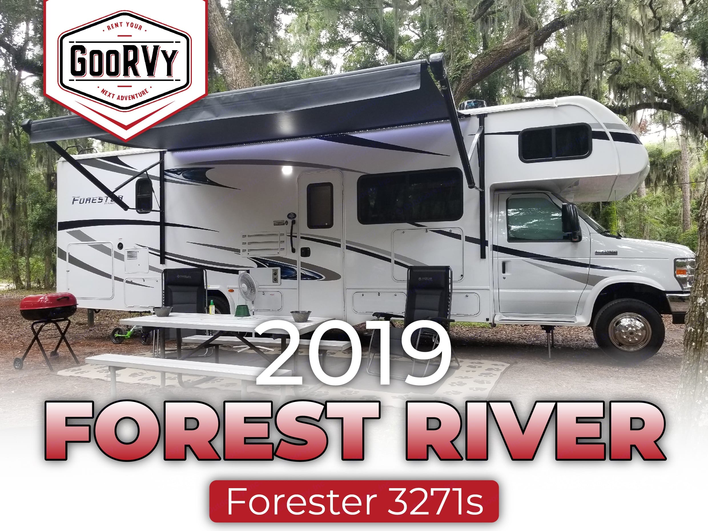 Forest River Forester 2019