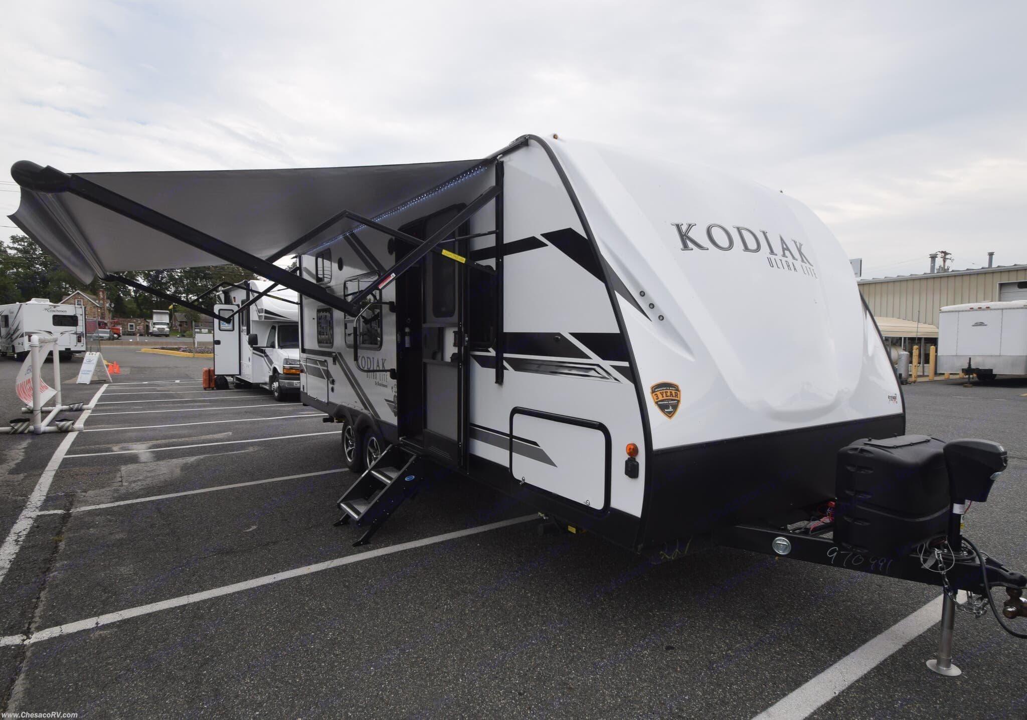 Dutchmen Kodiak Ultra Lite 227BH 2020