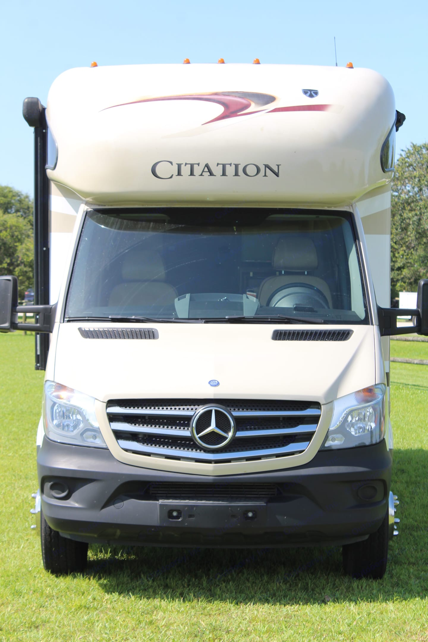 Mercedes Thor Motor Coach Citation 2016