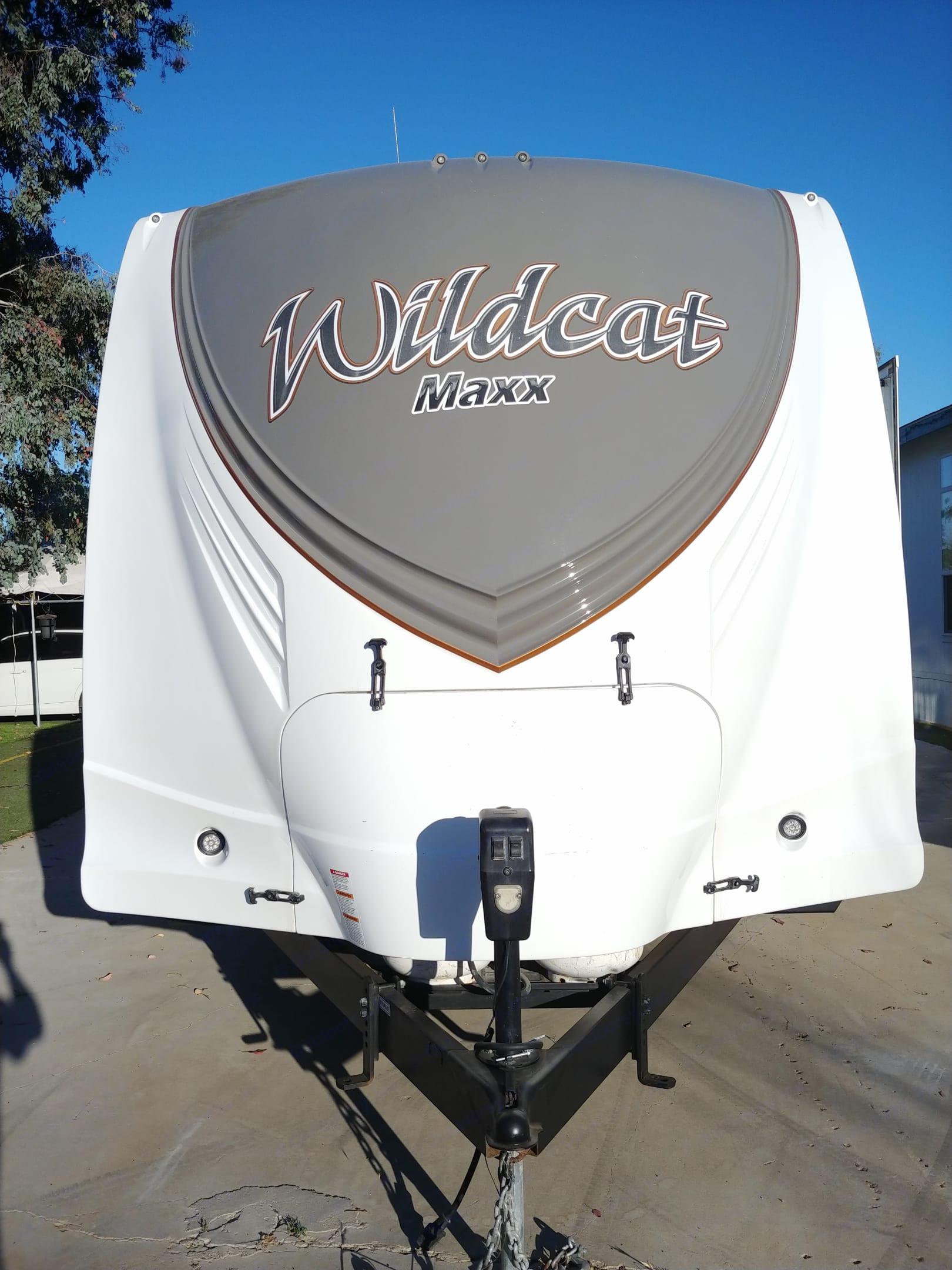 Forest River Wildcat Maxx 2017