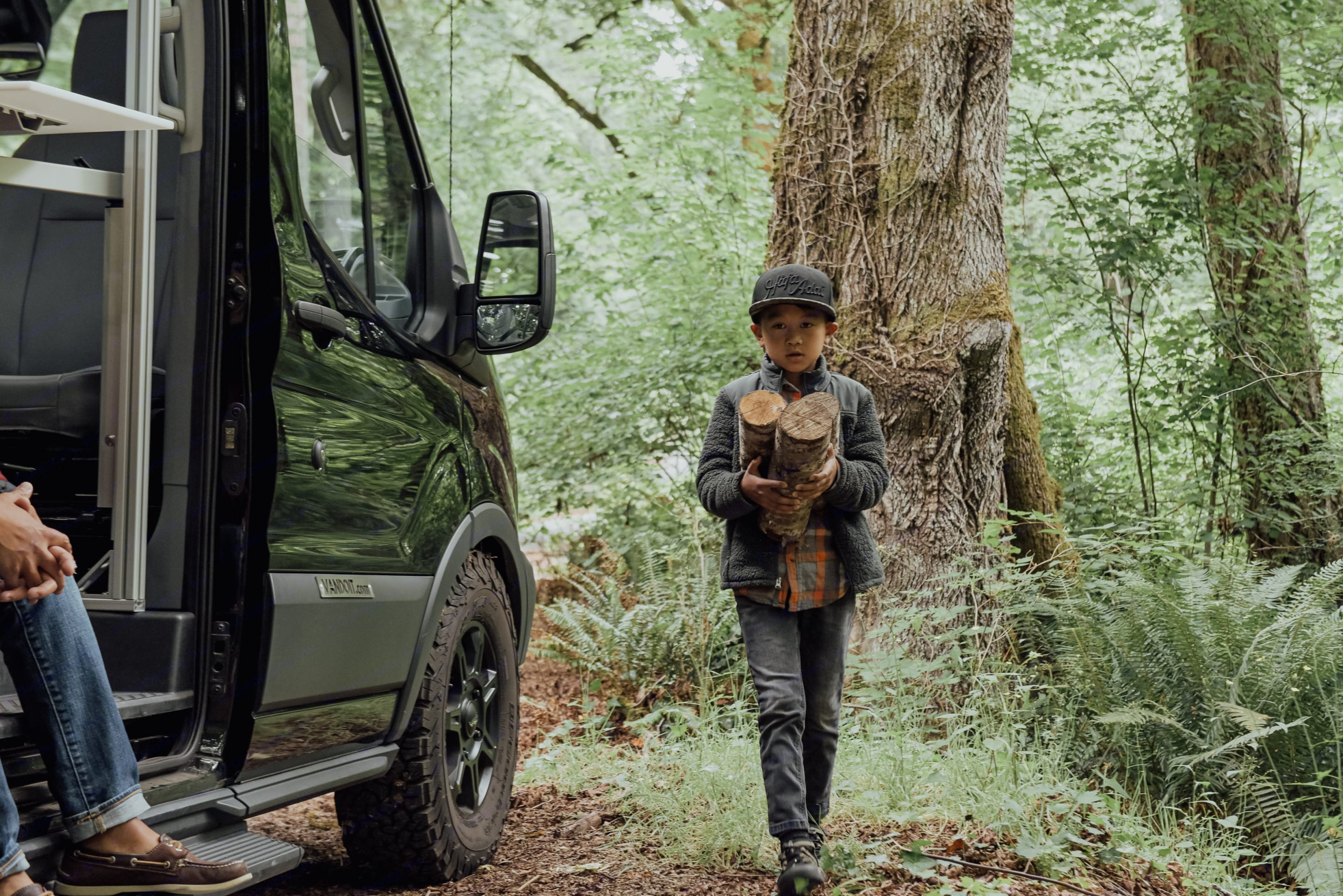 Van Do It is ready to show you the gems of the Pacific Northwest.. Ford Transit 2017