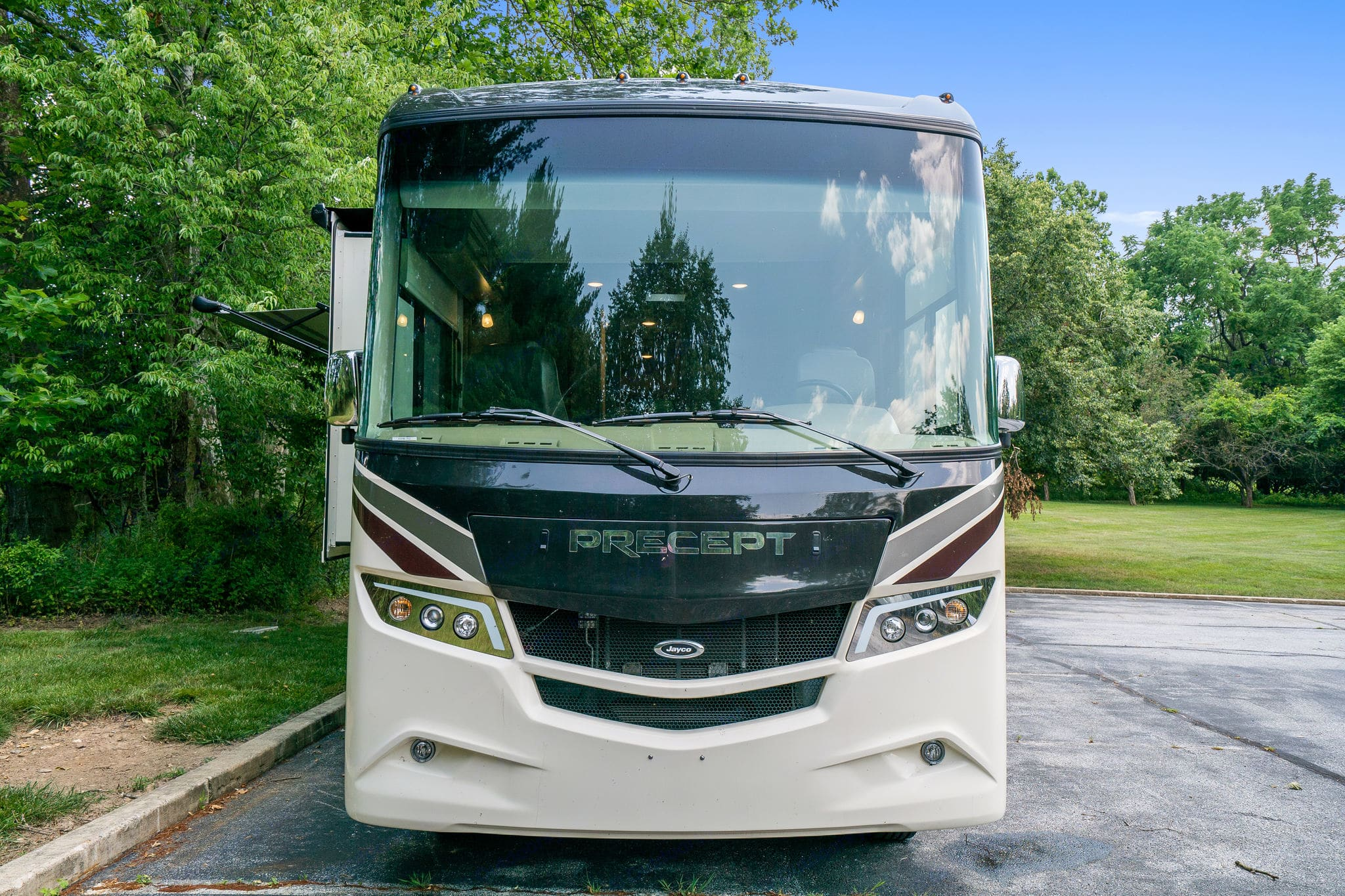 The 2019 Jayco Precept - the best floorplan we have ever seen. Jayco Other 2019